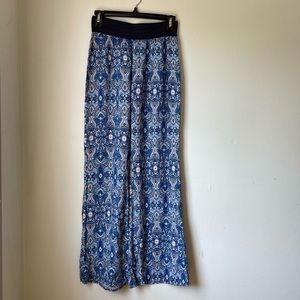 In Love With Derek Palazzo Pants Size M